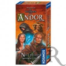 Die Legende von Andor - Neue Helden