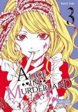 Alice in Murderland Band 3