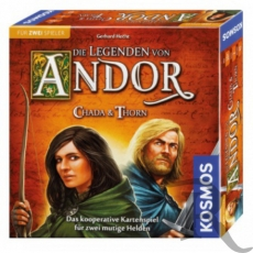 Die Legende von Andor - Chada & Thorn