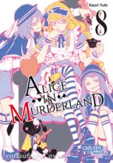 Alice in Murderland Band 8