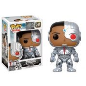 DC Justice League - Cyborg - 209