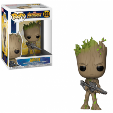 Avengers Infinity War - Groot - 293