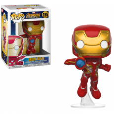 Avengers Infinity War - Iron Man - 285