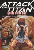 Attack on Titan - Before the Fall Band 01