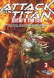 Attack on Titan - Before the Fall Band 03