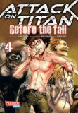 Attack on Titan - Before the Fall Band 04