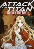 Attack on Titan - Before the Fall Band 08