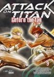 Attack on Titan - Before the Fall Band 09