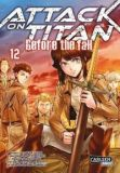 Attack on Titan - Before the Fall Band 12