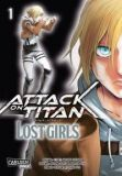 Attack on Titan - Lost Girls Band 01