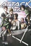 Attack on Titan Band 10