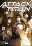 Attack on Titan Band 21