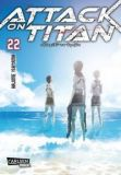Attack on Titan Band 22